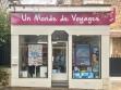Vitrine agence Jet Tours Un Monde de Voyages à Corbeil-Essonnes