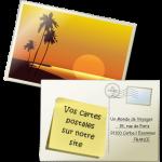 cartes postales agence de voyages Corbeil Essonnes